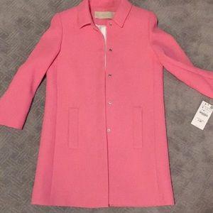 Spring Coral Zara Coat